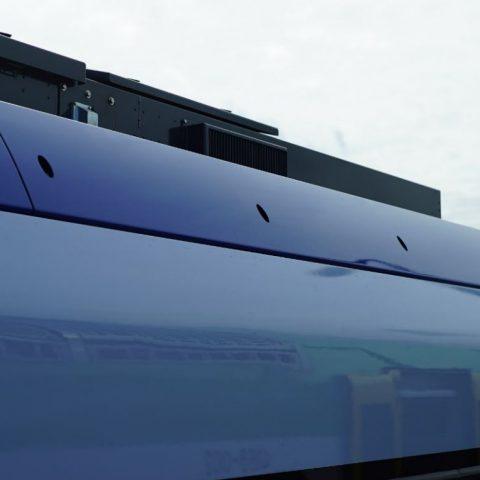 Roof fairings