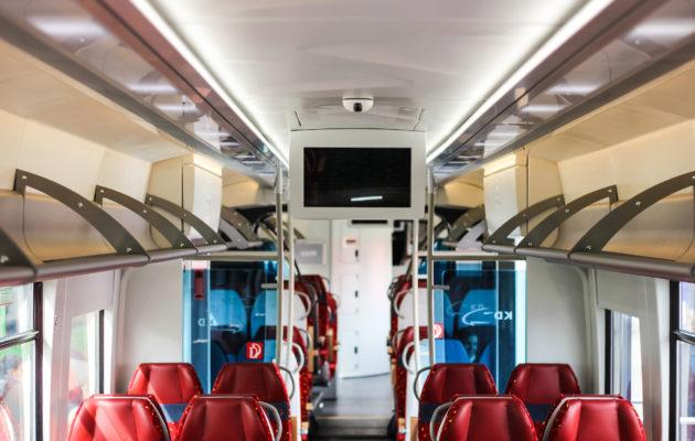 Rail Interiors