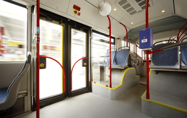 Interieur Bus