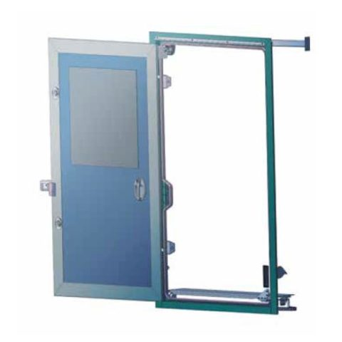 SST-M - Sliding plug door, manually actuated