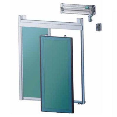 LT800-E | LT1250-E - Elektrische Schiebetüren für Kofferaufbauten